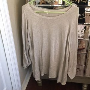 Eileen Fisher 1X sweater used condition